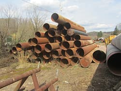 Culvert Pipe: New & Used Steel Culverts | P I T  Pipe
