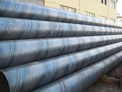 Steel Pipe & Structural Steel Distributor